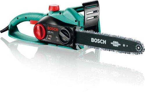Bosch AKE 35 S Kettensäge (1.800 W, 35 cm Schwertlänge, Bosch SDS, 4 kg)