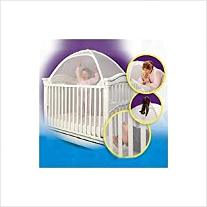 crib tent & Tots In Mind Cozy Crib Tent II 1 White by Tots In Mind | Baby Shop ...