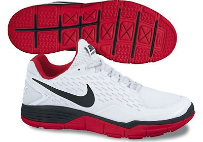 official photos dbc0c 718fb Nike Free Xilla Trainer - White   Black-Sport Red, 10.5 D US