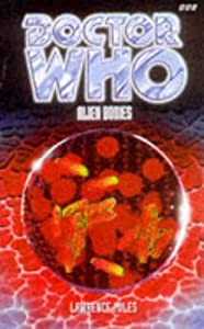 "Cover of ""Doctor Who: Alien Bodies"""