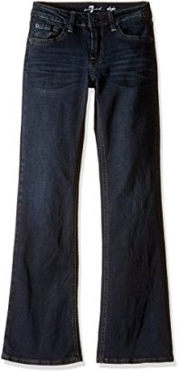 7-For-All-Mankind-Girls-Big-Girls-the-Dojo-Stretch-Denim-Trouser-Flare-Jean-Undisputed-14