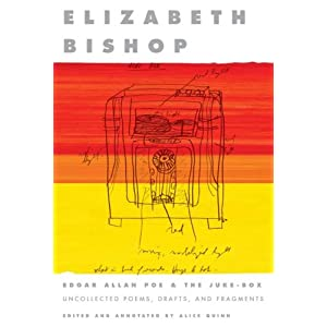 a picture of the book Edgar Allan Poe & The Juke-Box by Elizabeth Bishop