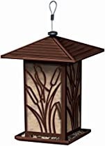 Avant Garden 8501-3 Cottage Lantern Bird Feeder