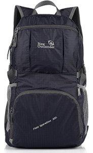 LARGE35L-Outlander-Packable-Lightweight-Travel-Hiking-Backpack-Daypack