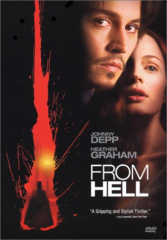 """Cover of """"From Hell (Widescreen Edition)&..."""