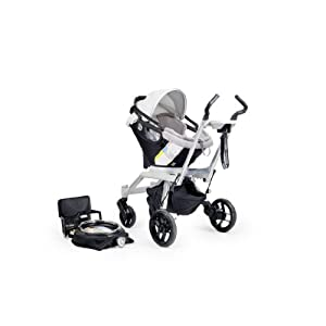 Orbit Baby Stroller Travel System G2, Black