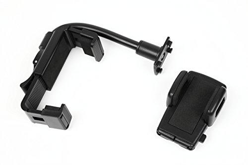 【スマホ 車載ホルダー】 iPhone6 iPhone5 車のバックミラーに取り付け カーマウントホルダー スタンド カーホルダー カー用品 スマートフォン アイフォン|CMH-12