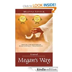 Megan's Way (2011 Beach Book Festival Award Winner, 2010 Next Generation Indie Book Award Finalist)
