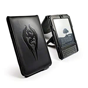 Tuff-Luv Apocalypse Series case cover & stand for Amazon Kindle 3 / Global Wireless 6 inch / 15 cm (latest generation) - Guardian