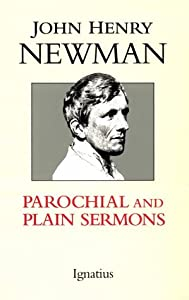 "Cover of ""Parochial and Plain Sermons"""