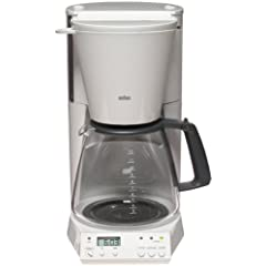 Braun KF187W FlavorSelect 12-Cup Coffeemaker