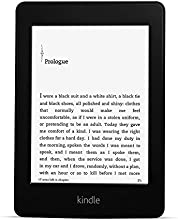 "Kindle Paperwhite, 6"" High Resolution Display (212 ppi) with Built-in Light, Free 3G + Wi-Fi - Includes Special Offers (Previous Generation - 6th)"