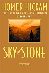 "Cover of ""Sky of Stone: A Memoir"""