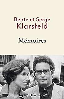 Mémoires par Klarsfeld