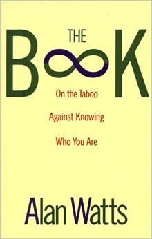 Alan Watts The Book modern cover