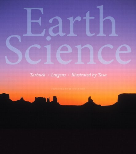 321928091 – Earth Science (14th Edition)