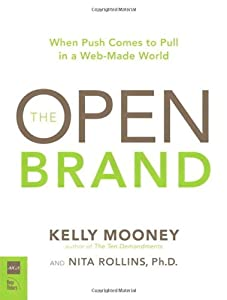 "Cover of ""The Open Brand: When Push Comes..."
