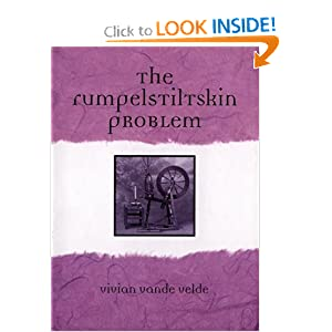 Buy the book at http://www.amazon.com/Rumpelstiltskin-Problem-Vivian-Vande-Velde/dp/B000C4SRAO