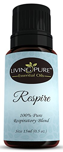 Living Pure Essential Oils- Respire
