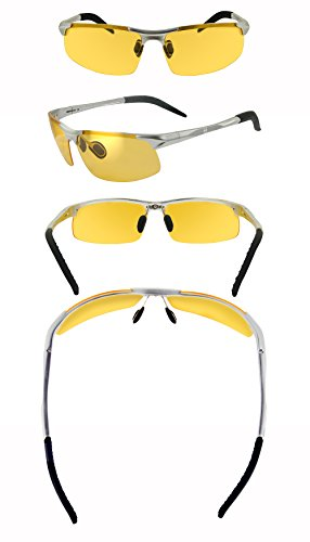 6aec0693a2a BLUPOND TITAN Polarized Metal Frame Sports Sunglasses for Driving ...
