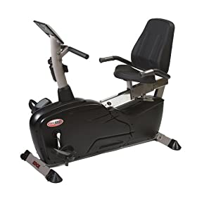 Edge 595 Recumbent Exercise Bike