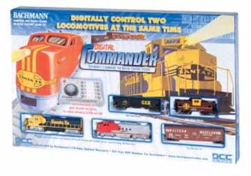 gt Cheap Bachmann Trains Digital Commander Ready To