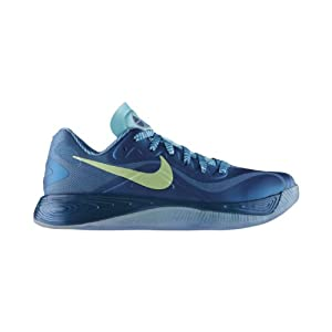 7625b2e5517e NIKE Hyperfuse Low Running SHOES Blue Green 555034 403 Mens Size 9.5 ...