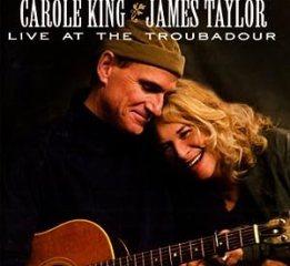 LIVE AT THE TROUBADOUR (CAROLE KING & JAMES TAYLOR) 1