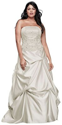 Embroidered-Satin-Plus-Size-Wedding-Dress-Style-9OP1303