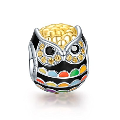 NinaQueen-925-Sterling-Silver-Gold-Plated-Owl-Charms-with-Zirconia-Fine-Women-Jewelry-a-great-gift-for-MomWifeGirlfrienddaughter-and-friends-on-Birthday-Anniversary-Valentines-day-Graduations-Mothers-