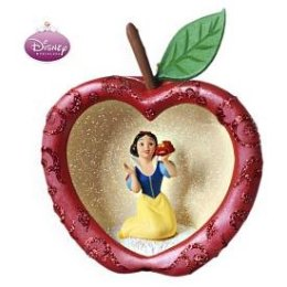 Snow White Christmas Ornaments