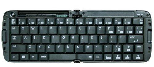 リュウド 折りたたみコンパクトUSBキーボード Rboard for Keitai RBK-500U