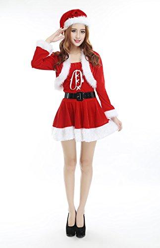 サンタクロース 衣装 コスチューム フリーサイズ