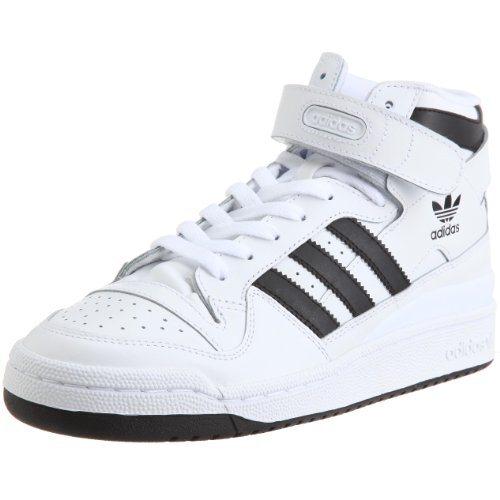 Adidas Forum MID white-black - 43 1/3