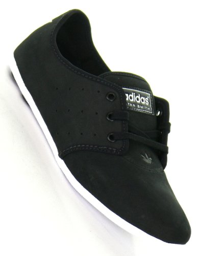 ADIDAS Frauen Sneaker ADIDAS wm stan casual low 2 black blk Gr. 38 2/3