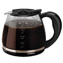 Black & Decker GC3000B 12-Cup Replacement Carafe, Black