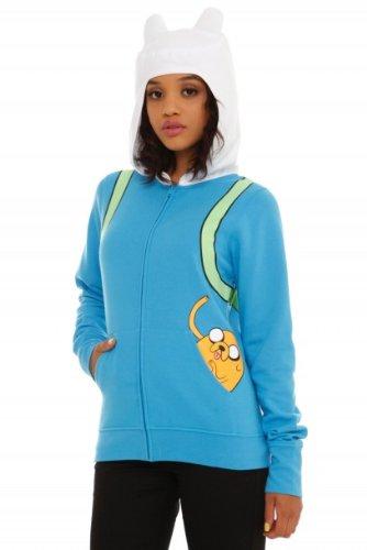 Adventure Time Finn Hooded Backpack