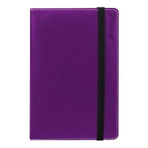 "Marware Eco-Vue Leather Kindle Folio, Purple (Fits 6"" Display, Latest Generation Kindle)"