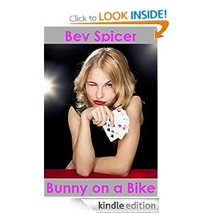 """""""Bunny on a Bike"""" - Bev Spicer"""