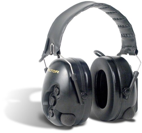 Peltor tactical hearing protectors are as good as it gets.