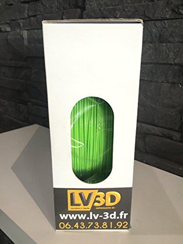 Filament-LV3D-PLA-Vert-Pomme-175mm-bobine-1kg-Made-in-France