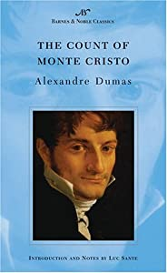 "Cover of ""The Count of Monte Cristo (Barn..."