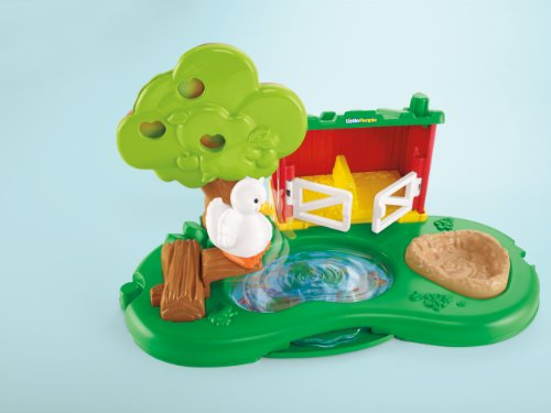 Fisher Price Spinning Farm