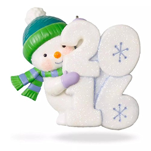 Frosty Fun 2016 Christmas Ornament Hallmark Ornament
