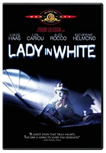 """Cover of """"The Lady in White"""""""