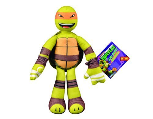 Teenage Mutant Smug Turtle, more like