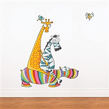 Friend's day out Wall Decal