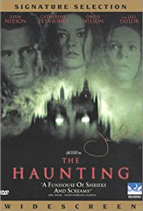 "Cover of ""The Haunting"""