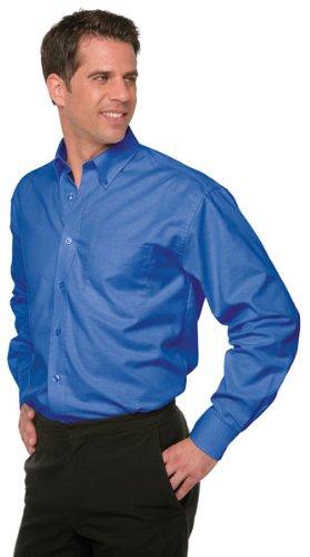 Russell Collection! Pflegeleichtes Langarm Oxford Hemd auch in Übergrößen