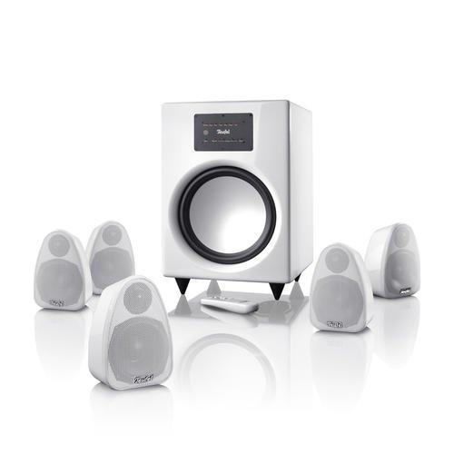 Teufel Motiv 5 Lautsprecher System 5.1 Weiß